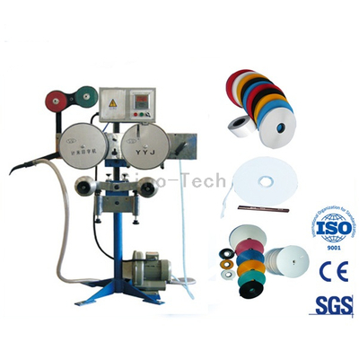 Ribbon tape Hot Stamping Printing Machine for Cable HDPE LDPE PPR Pipe