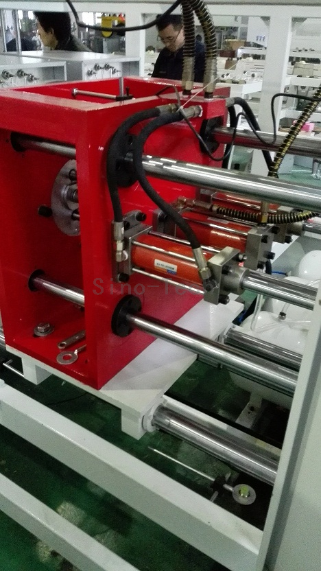 Automatic Plastic PVC Pipe Socketing Machine