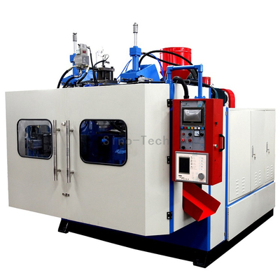 5L fully Automatic extrusion blow moulding machine